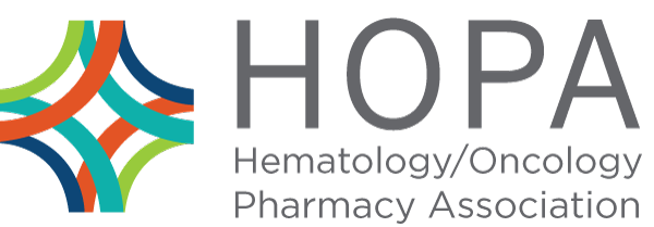 Hematology/Oncology Pharmacy Association Logo